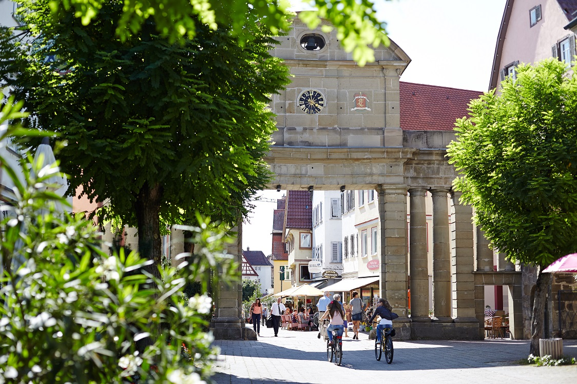 Innenstadt Öhringen