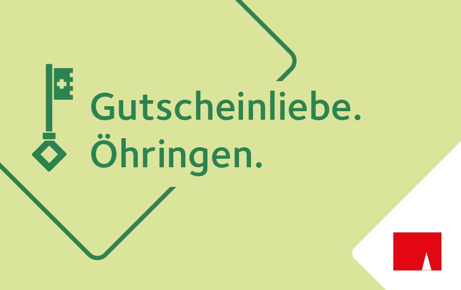 Gutscheinliebe Öhringen - die Karte